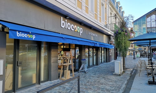 Photo du magasin Biocoop Le grand pic Brauhauban